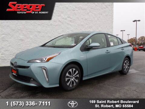 2021 Toyota Prius for sale at SEEGER TOYOTA OF ST ROBERT in St Robert MO
