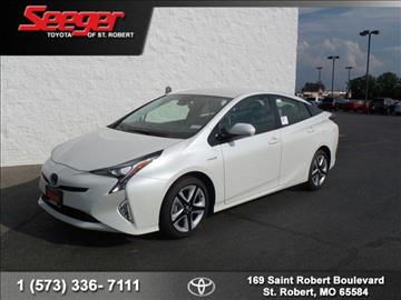 2017 Toyota Prius for sale in Saint Robert, MO