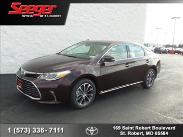 2017 Toyota Avalon for sale in Saint Robert, MO