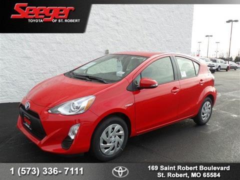 2016 Toyota Prius c for sale in Saint Robert, MO