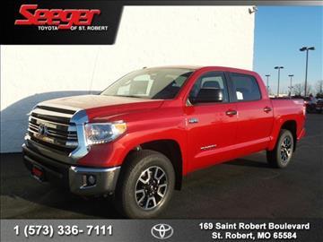 2017 Toyota Tundra for sale in Saint Robert, MO