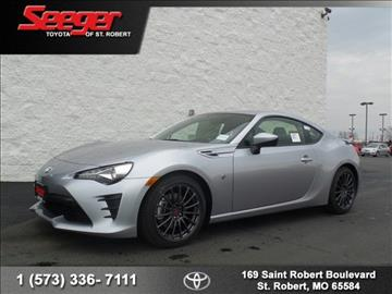2017 Toyota 86 for sale in Saint Robert, MO