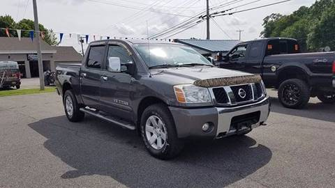 2007 Nissan Titan for sale in Montgomery, NY