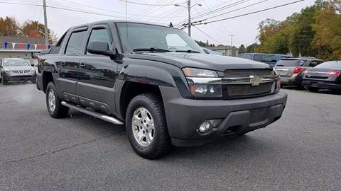 2006 Chevrolet Avalanche for sale in Montgomery, NY