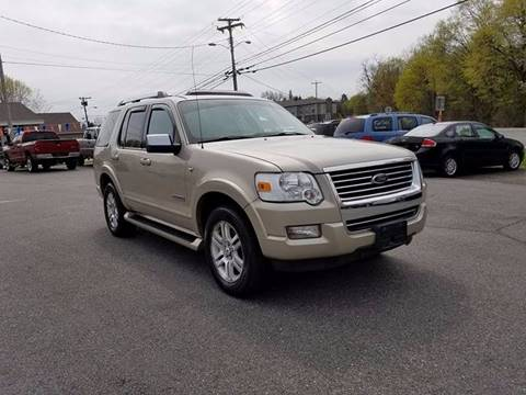 2007 Ford Explorer for sale in Montgomery, NY