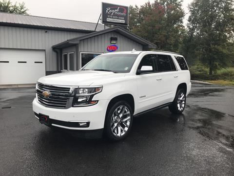 2016 Chevrolet Tahoe for sale in Middlebury, IN