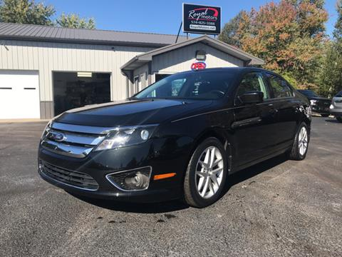 2012 Ford Fusion for sale in Middlebury, IN