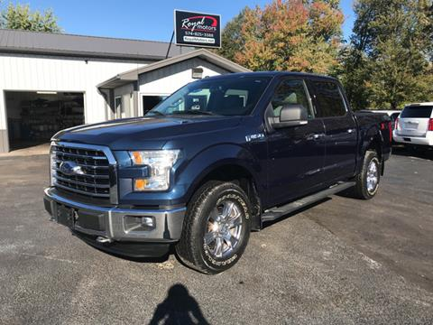 2015 Ford F-150 for sale in Middlebury, IN