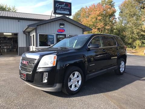 2013 GMC Terrain for sale in Middlebury, IN