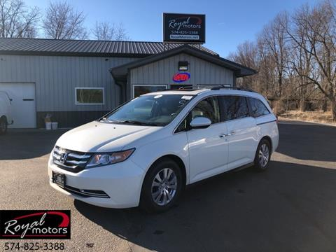 2017 Honda Odyssey for sale in Middlebury, IN