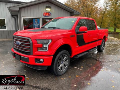 2016 Ford F-150 for sale in Middlebury, IN
