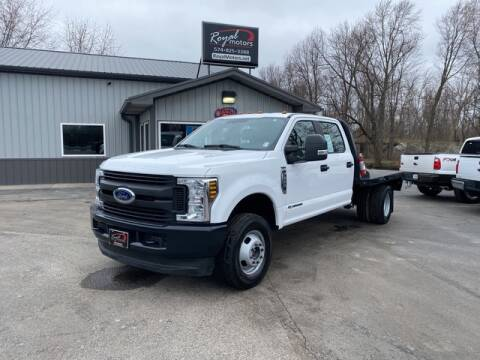 2019 Ford F-350 Super Duty XL for sale at ROYAL MOTORS in Middlebury IN