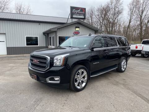 2016 GMC Yukon XL SLT 1500 for sale at ROYAL MOTORS in Middlebury IN