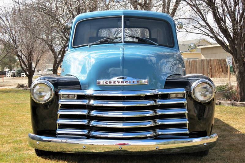 1952 Chevrolet Ck 30 Series In Homedale Id Idaho Classics Cars