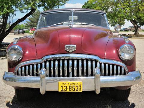 1949 Buick 50 Super for sale in Homedale, ID