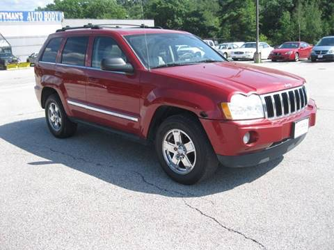 2006 Jeep Grand Cherokee for sale in Hillsborough, NH