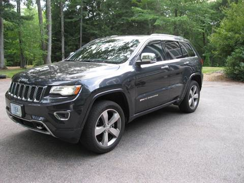2014 Jeep Grand Cherokee for sale in Hillsborough, NH