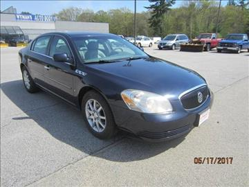 2008 Buick Lucerne for sale in Hillsborough, NH