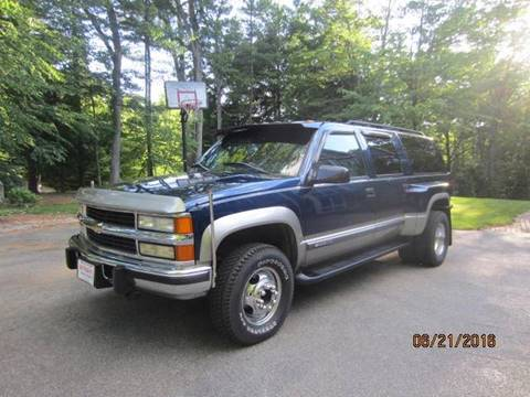 1999 Chevrolet Suburban for sale in Hillsborough, NH