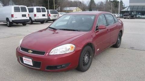 2006 Chevrolet Impala for sale in Hillsborough, NH