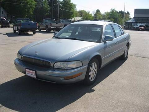 2004 Buick Park Avenue for sale in Hillsborough, NH