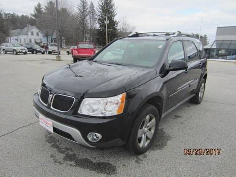 2008 Pontiac Torrent for sale in Hillsborough, NH