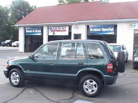 1998 Kia Sportage for sale in Somersville, CT