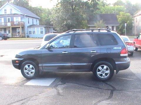 2006 Hyundai Santa Fe for sale in Somersville, CT
