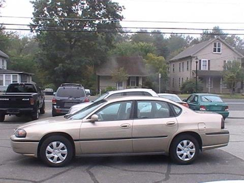 2004 Chevrolet Impala for sale in Somersville, CT