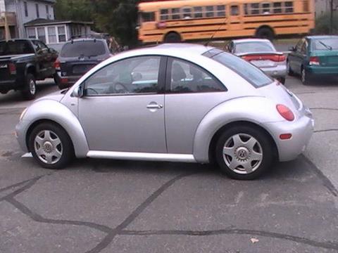 2001 Volkswagen New Beetle for sale in Somersville, CT