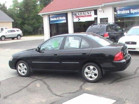 2006 Nissan Sentra for sale in Somersville, CT