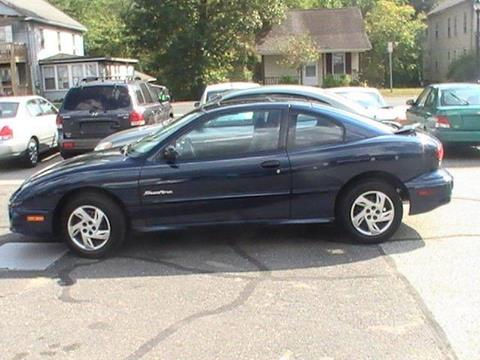 2001 Pontiac Sunfire for sale in Somersville, CT