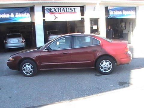 2001 Oldsmobile Alero for sale in Somersville, CT