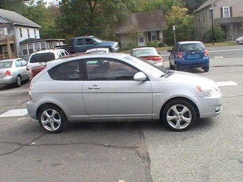 2009 Hyundai Accent for sale in Somersville, CT