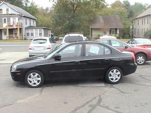 2006 Hyundai Elantra for sale in Somersville, CT