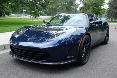 2010 Tesla Roadster for sale in Somersville, CT