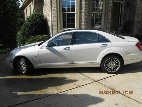 2013 Mercedes-Benz S-Class for sale in Somersville, CT