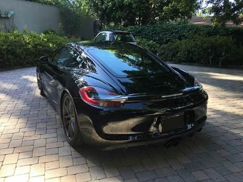 2015 Porsche Cayman for sale in Somersville, CT