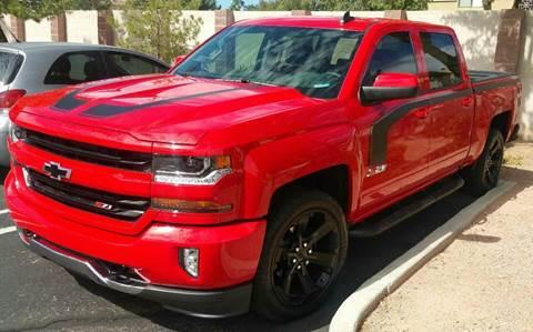 2016 Chevrolet Silverado 1500 for sale in Somersville, CT