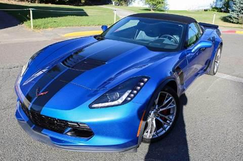 2015 Chevrolet Corvette for sale in Somersville, CT