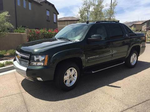 2013 Chevrolet Black Diamond Avalanche for sale in Somersville, CT