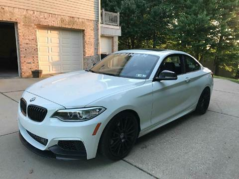 2015 BMW 2 Series for sale in Somersville, CT
