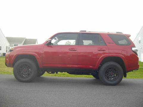 2017 Toyota 4Runner for sale in Somersville, CT