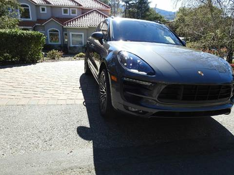 2016 Porsche Macan for sale in Somersville, CT