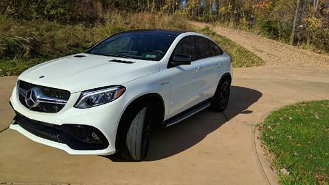 2016 Mercedes-Benz GLE for sale in Somersville, CT