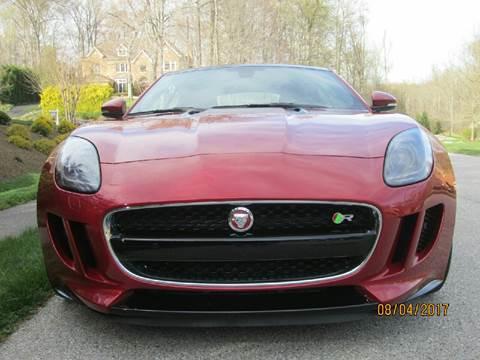 2015 Jaguar F-TYPE for sale in Somersville, CT