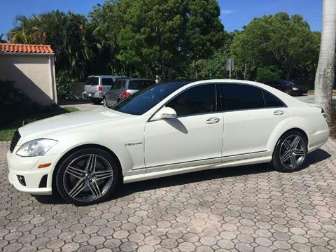 2007 Mercedes-Benz S-Class for sale in Somersville, CT
