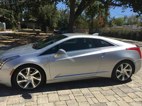 2014 Cadillac ELR for sale in Somersville, CT