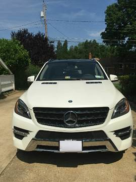 2015 Mercedes-Benz M-Class for sale in Somersville, CT