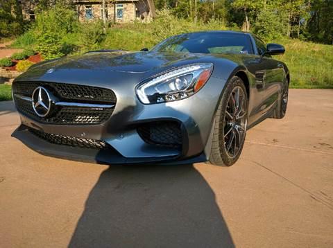 2016 Mercedes-Benz AMG GT for sale in Somersville, CT
